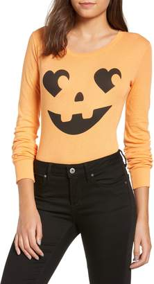 Wildfox Couture Jack O' Heart Bodysuit