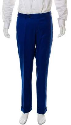 Luigi Bianchi Mantova Casual Wool Pants