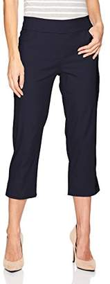 Tribal Women's Flatten It Capri Pant