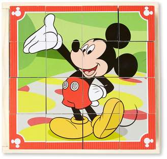 Melissa & Doug Disney Mickey Mouse Clubhouse 17-pc. Cube Puzzle