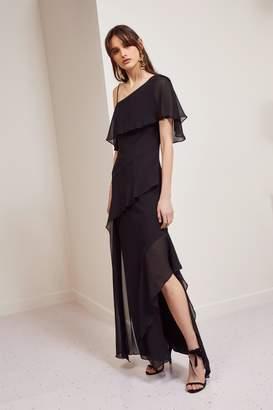 Keepsake Ruffled Gown