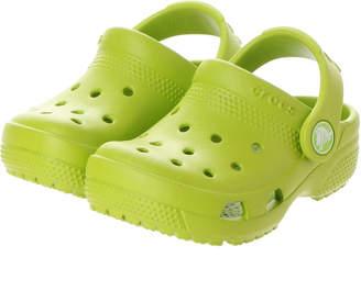 Crocs (クロックス) - クロックス crocs ジュニア クロッグサンダル Crocs Coast Clog Kids 204094-395 ミフト mift