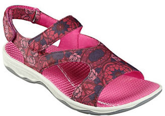 Easy Spirit Yogala Sport Sandals $65 thestylecure.com