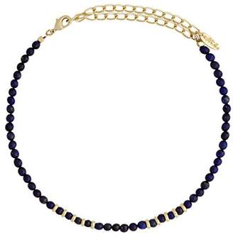 Ettika Still Surprise You in and Gold Choker Necklace