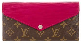 Louis VuittonLouis Vuitton Vuitton Marie Lou Long Wallet