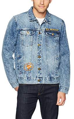 Members Only Men's Trucker Jacket