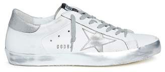 Golden Goose 'Superstar' brushed leather sneakers