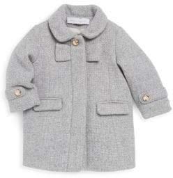 Tartine et Chocolat Baby Girl's& Little Girl's Woven Coat
