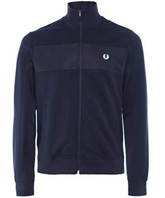 Fred Perry Men's Panelled Track Jacket