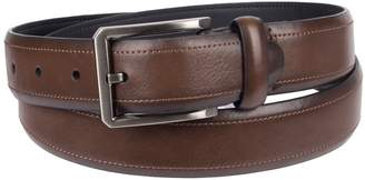 Croft & Barrow Men's Leather Dress Belt