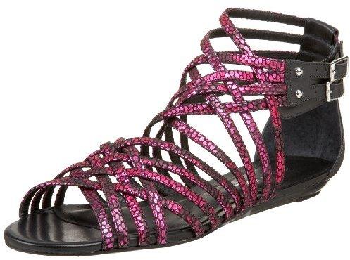 Pour La Victoire Women's Celina Strappy Flat Sandal
