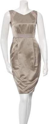 Magaschoni Sheath Dress