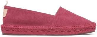 Castaner Kent Leather-appliqued Cotton-canvas Espadrilles