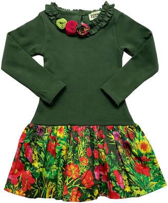 Sophie Catalou Co. Sophie Catalou Girls' Drop-Waist Dress