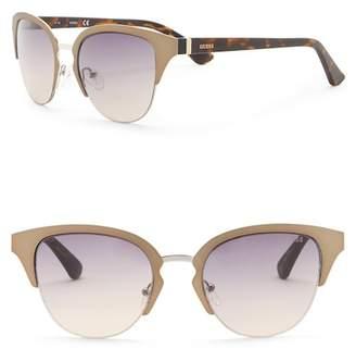 GUESS 53mm Square Sunglasses