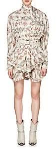 Isabel Marant Women's Unice Floral Jacquard Minidress