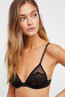 Intimately Lace Triangle Bra