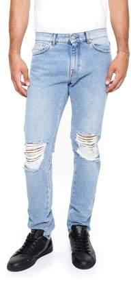 MSGM Jeans Five Pockets