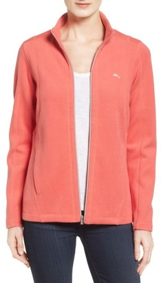 Women's Tommy Bahama 'Aruba' Full Zip Sweatshirt $110 thestylecure.com