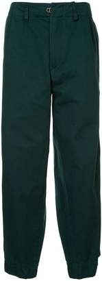 Kolor elasticated cuff trousers