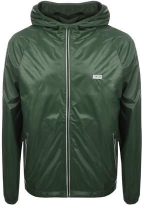 HUGO BOSS Beach Jacket Green