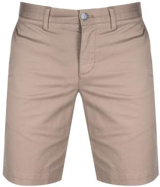 Lacoste Chino Shorts Beige