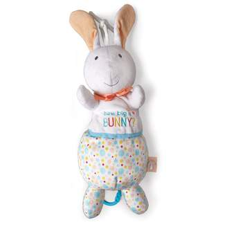 Kids Preferred Pat the Bunny Plush Musical Pullstring Toy