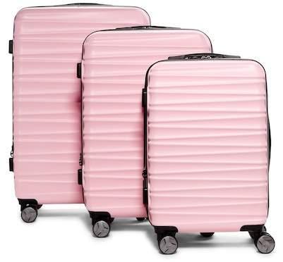 CALPAK LUGGAGE Anza 3-Piece Spinner Luggage Set