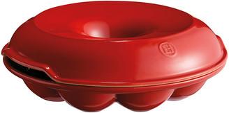 Emile Henry Crown Bread Baker - Red