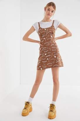 Mulholland Holiday By Emma Maldives Linen Mini Dress
