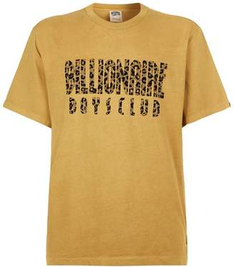 Billionaire Boys Club Leopard Logo T-Shirt