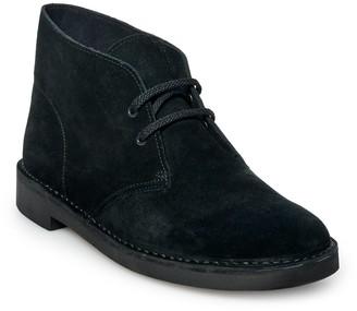 Clarks Bushacre 2 Men's Suede Chukka Boots
