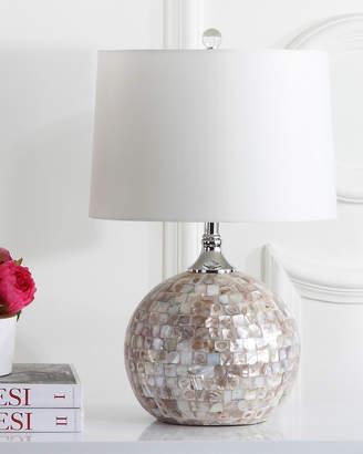 Safavieh Nikki Capiz Shell Table Lamps Set of 2