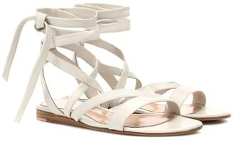 Gianvito Rossi Exclusive to mytheresa.com – Janis leather sandals