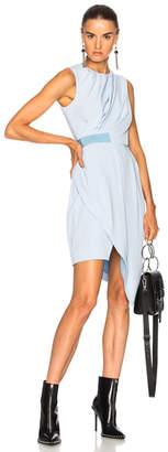 Carven Drape Dress