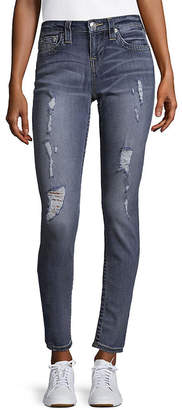 True Religion Destroyed Super Skinny Pant