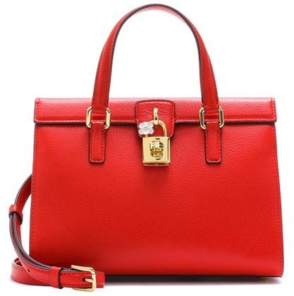 Red leather tote bag australia