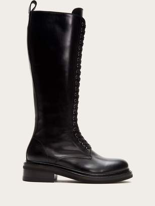 The Frye Company Alice Combat Tall
