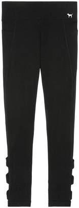 PINK Cotton Strappy Pocket Legging