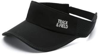 Basic visor - Black Track & Field aITwN0J