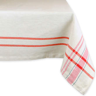 DESIGN IMPORTS Design Imports French Stripe Tablecloth