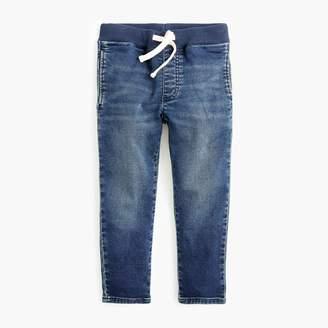 J.Crew Boys' baxter wash runaround jean in pull-on fit