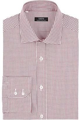 Fairfax Men's Checked Cotton Dress Shirt