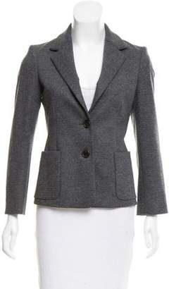 Derek Lam Wool Notch-Lapel Blazer w/ Tags