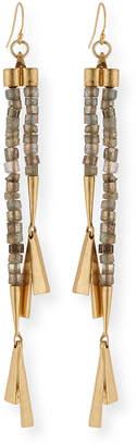 Lulu Frost Fontana Long Drop Earrings