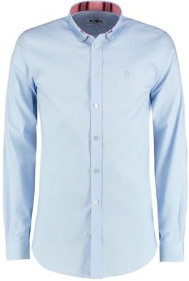 Koy Clothing Baby-Blue Gusii Oxford Shirt