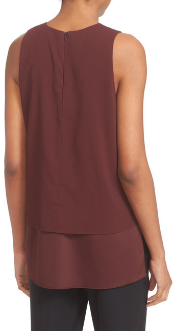 Theory Theory Anastaza Sleeveless Blouse