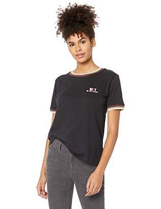 Roxy Junior's Tropical Bliss Sleeve T-Shirt