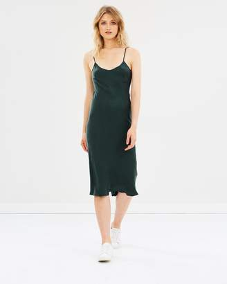 Classic 90's Silk Slip Dress