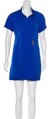 Tod's Short Sleeve Mini Dress